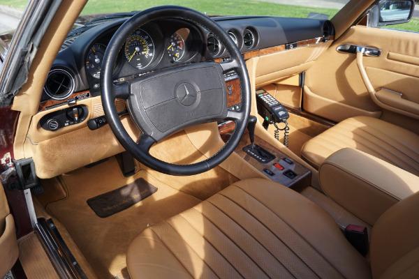 Used 1988 Mercedes-Benz 560-Class 560SL   Torrance, CA