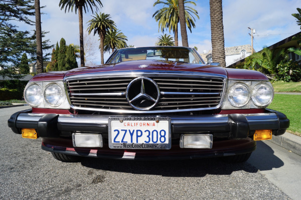 Used 1988 Mercedes-Benz 560-Class 560SL | Torrance, CA