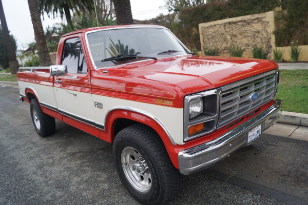 Used 1986 Ford F-250 XLT | Torrance, CA