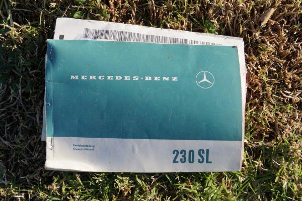 Used 1967 Mercedes-Benz 230SL  | Torrance, CA