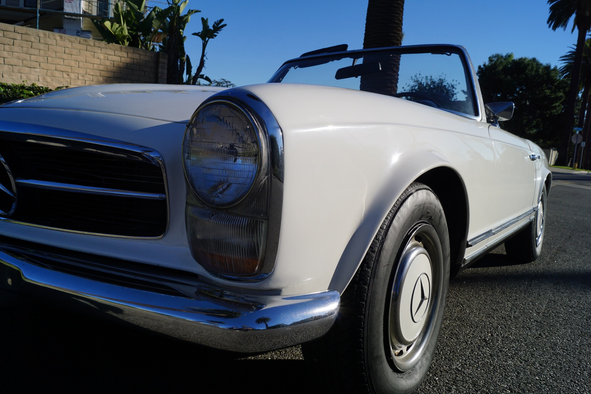 1967 mercedes benz 230sl stock 742 for sale near for Mercedes benz torrance ca