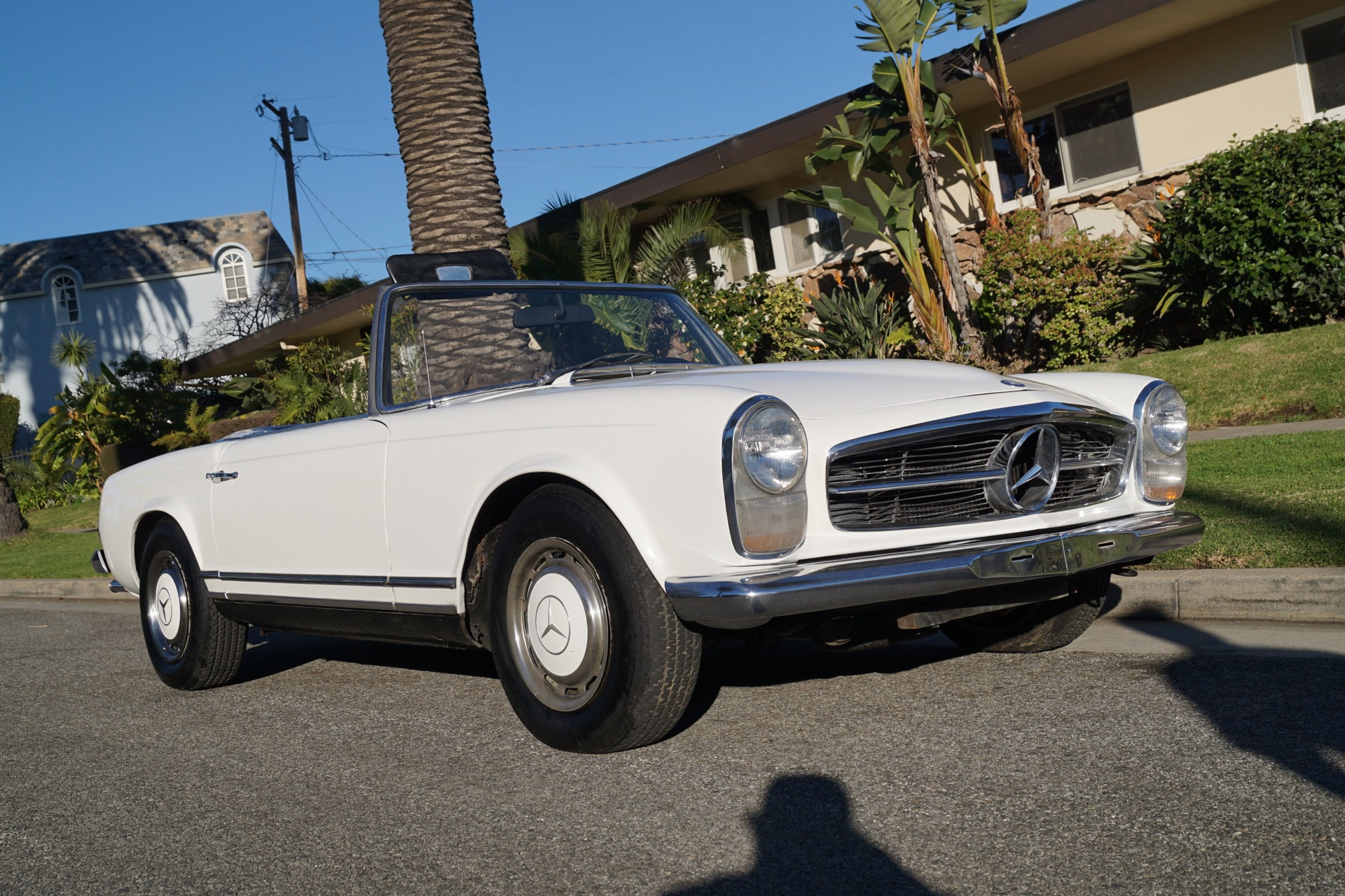 1967 mercedes benz 230sl stock 742 for sale near for Mercedes benz of torrance