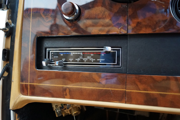 Used 1979 Clenet Cabriolet Tan Leather | Torrance, CA