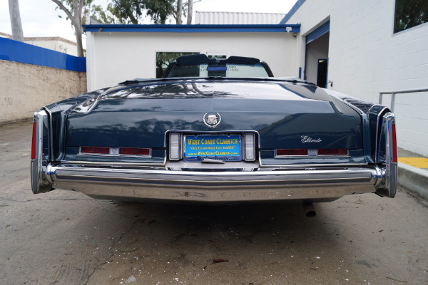 Used 1975 Cadillac Eldorado Leather | Torrance, CA