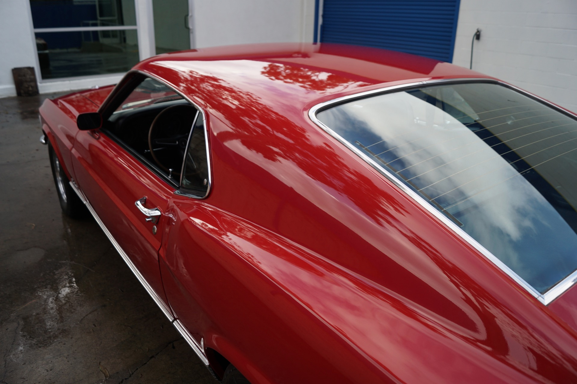 1970 Ford Mustang Mach 1 Stock 108 For Sale Near Torrance Used Ca