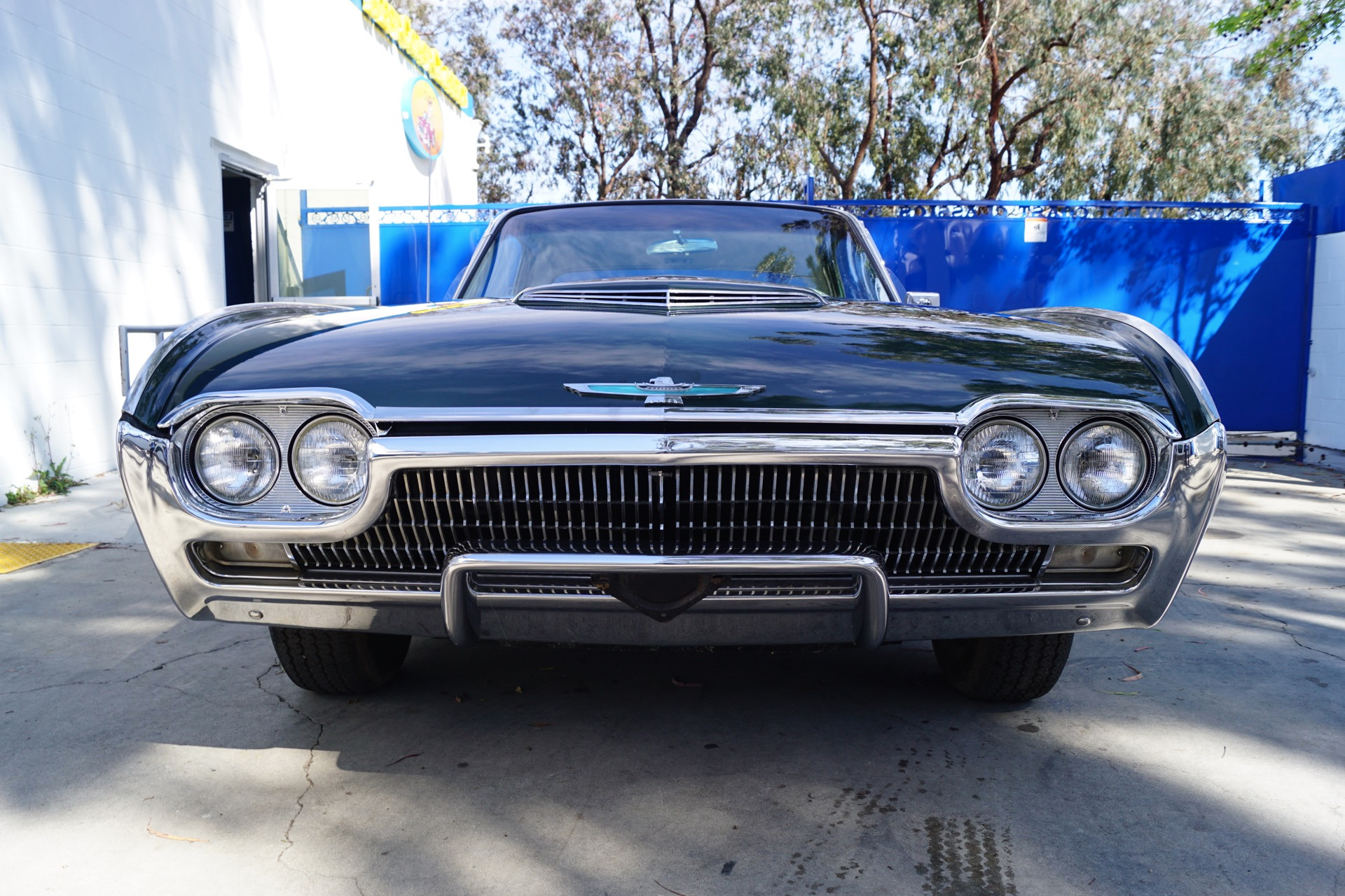 1963 Ford Thunderbird Stock # 477 for sale near Torrance, CA | CA ...