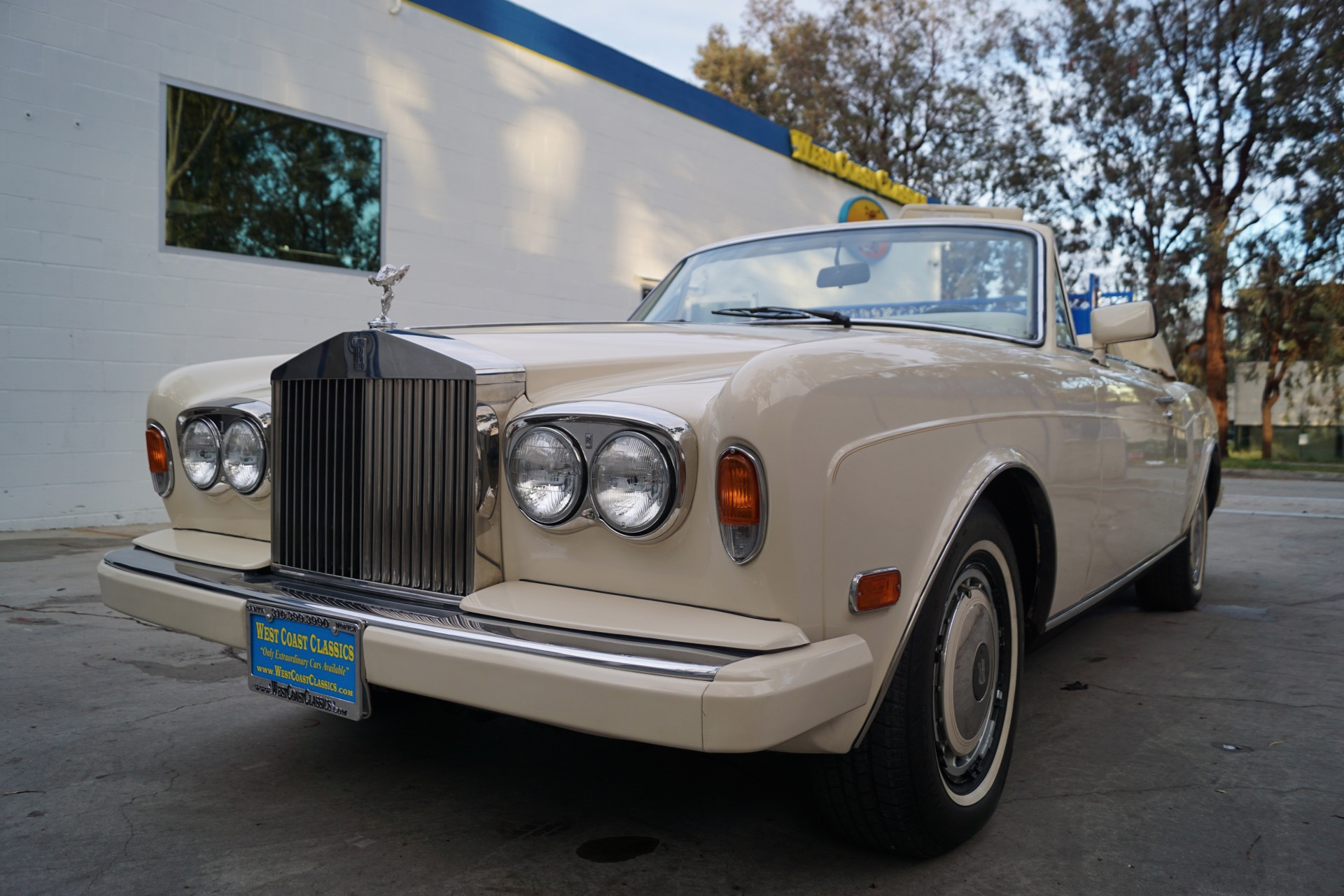 Used 1991 Rolls Royce Corniche III Leather