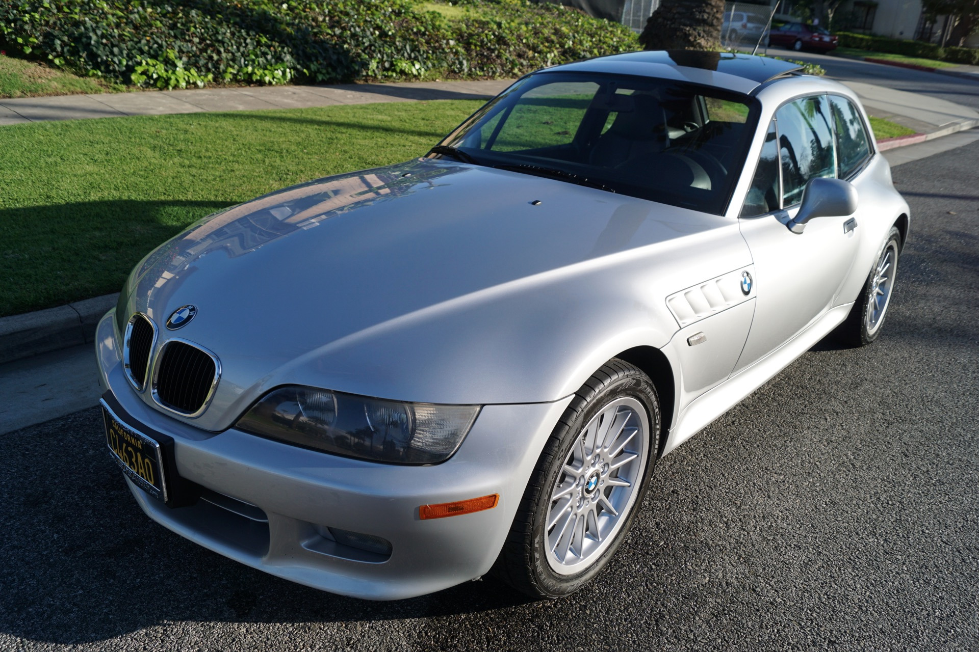 2000 BMW Z3 COUPE 2.8 Stock # 238 for sale near Torrance ...