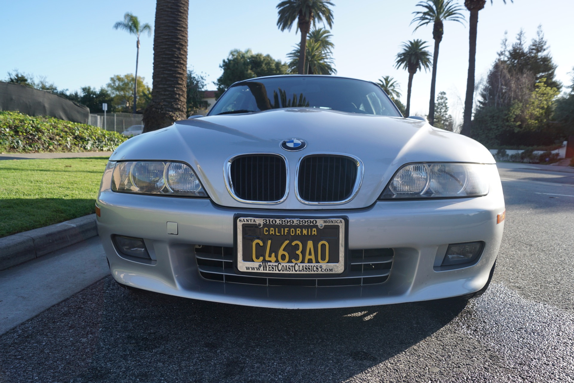 2000 bmw z3 coupe 2 8 stock 238 for sale near torrance. Black Bedroom Furniture Sets. Home Design Ideas