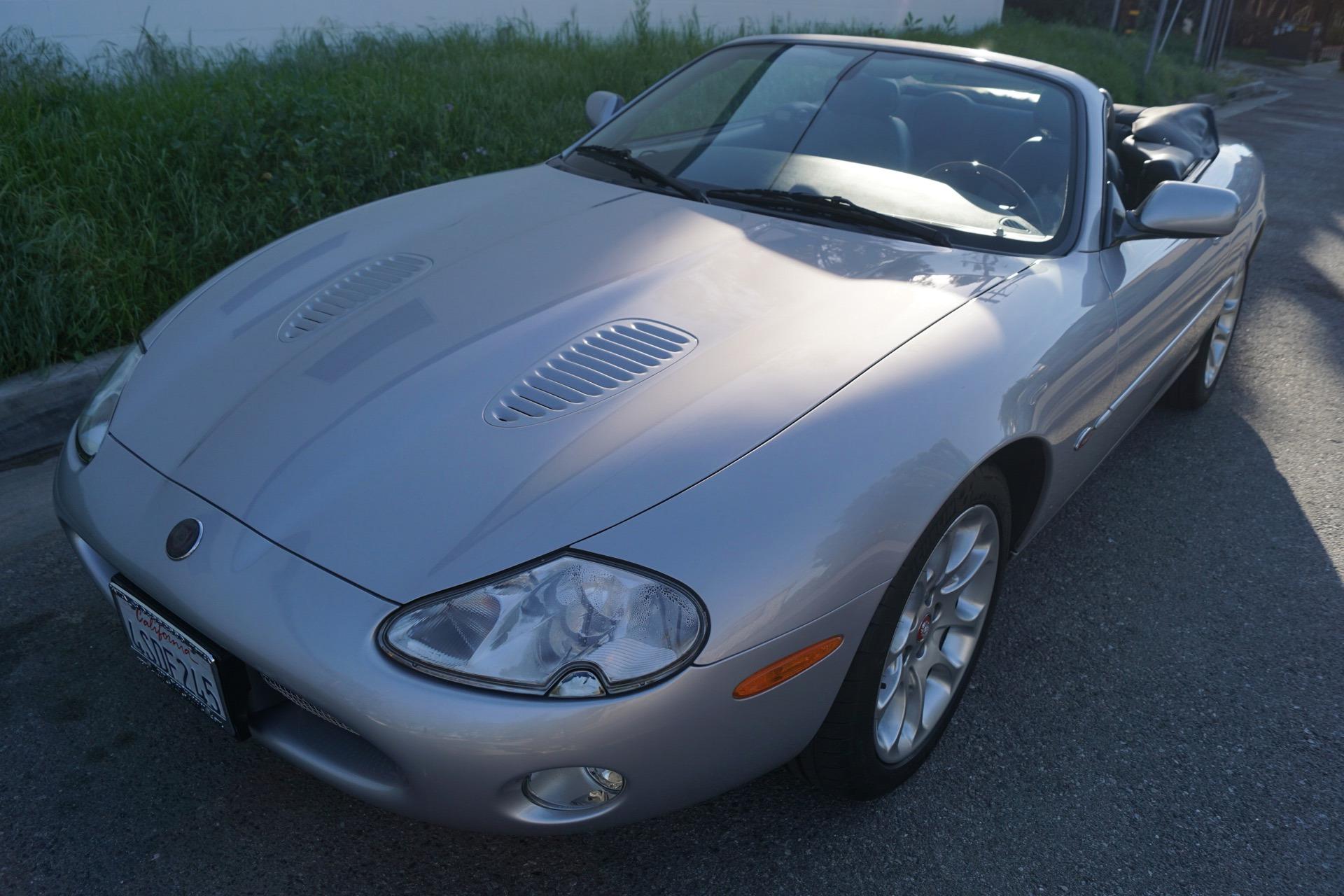 2001 Jaguar XKR Stock # 296 for sale near Torrance, CA ...