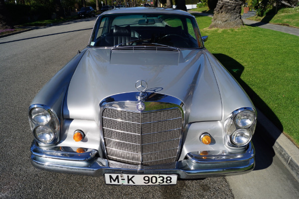 Used 1969 Mercedes-Benz 280SE Black Leather | Torrance, CA