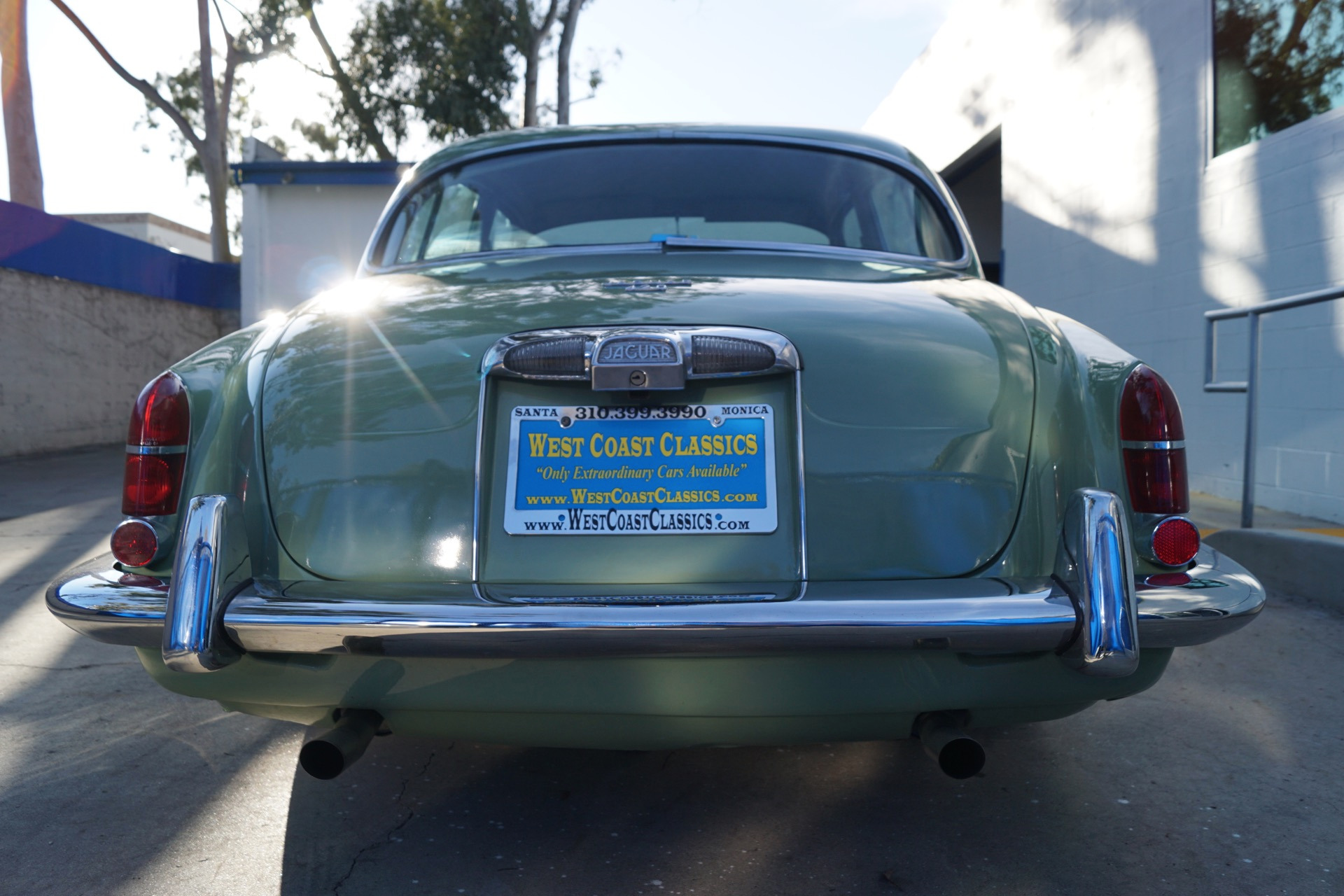 1967 Jaguar 420 Stock # 2BW for sale near Torrance, CA | CA Jaguar ...