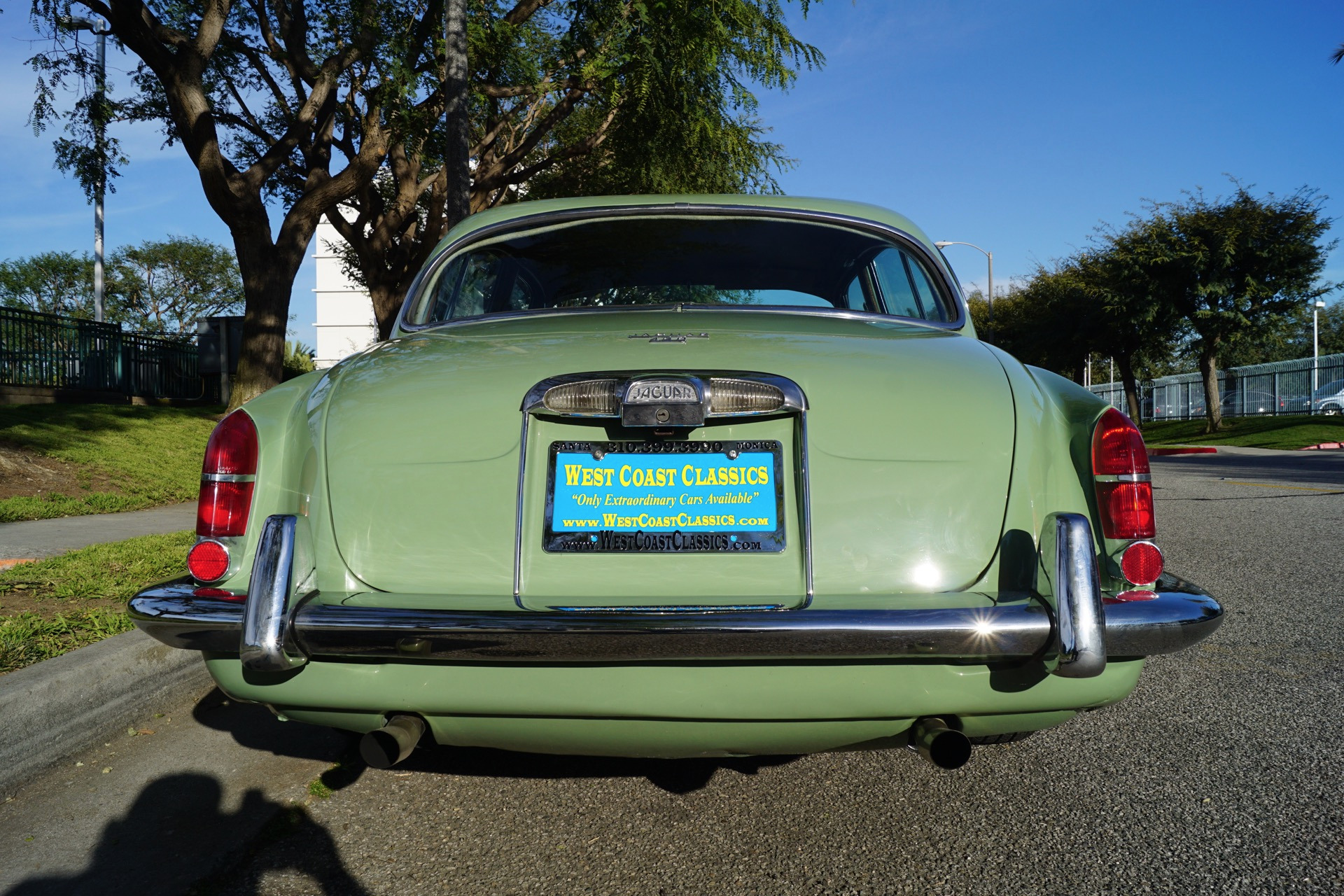 1967 Jaguar 420 Stock # 2BW for sale near Torrance, CA ...