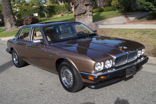 Used 1989 Jaguar XJ-Series XJ6 Vanden Plas | Torrance, CA