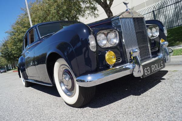 Used 1963 Rolls Royce Silver Cloud III  | Torrance, CA