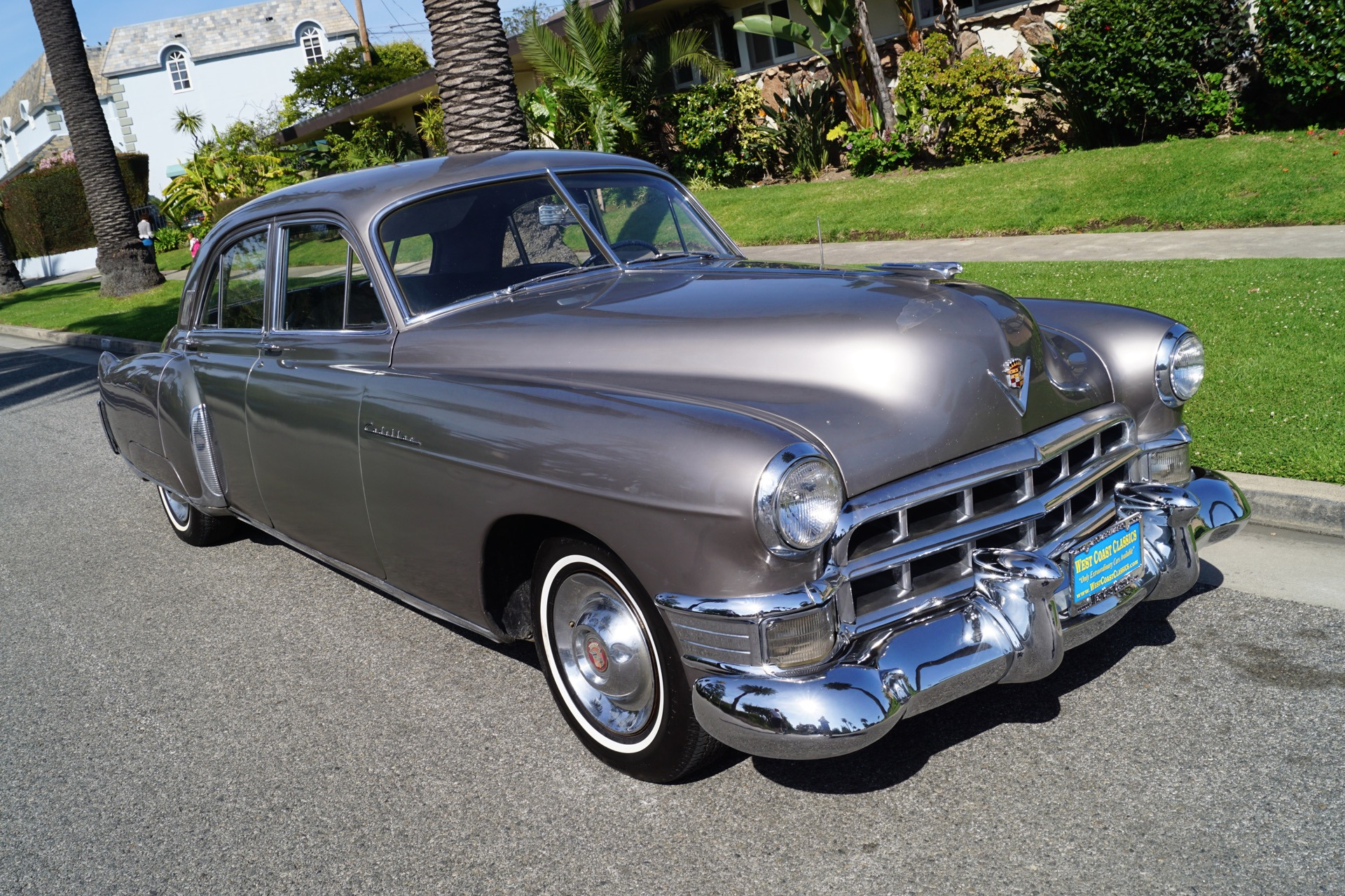 1949 Cadillac Series 60 Fleetwood Stock # 172 for sale ...