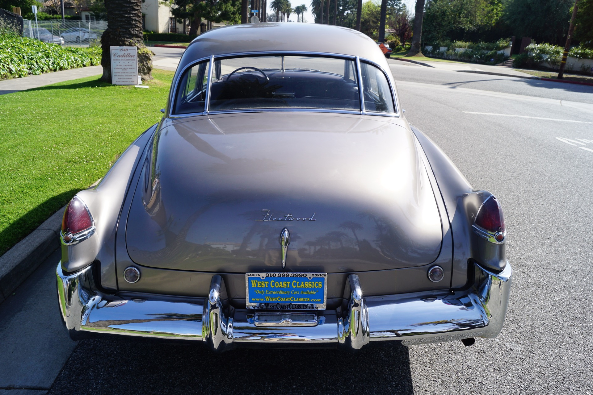1949 Cadillac Series 60 Fleetwood Stock # 172 for sale near Torrance ...
