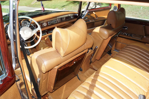 Used 1972 Mercedes-Benz 600 5/6 Passenger Limousine Leather | Torrance, CA