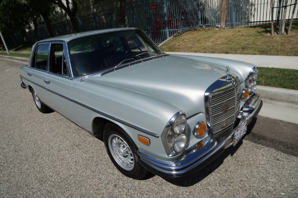Used 1969 Mercedes-Benz 300SEL 6.3 Black  Leather | Torrance, CA