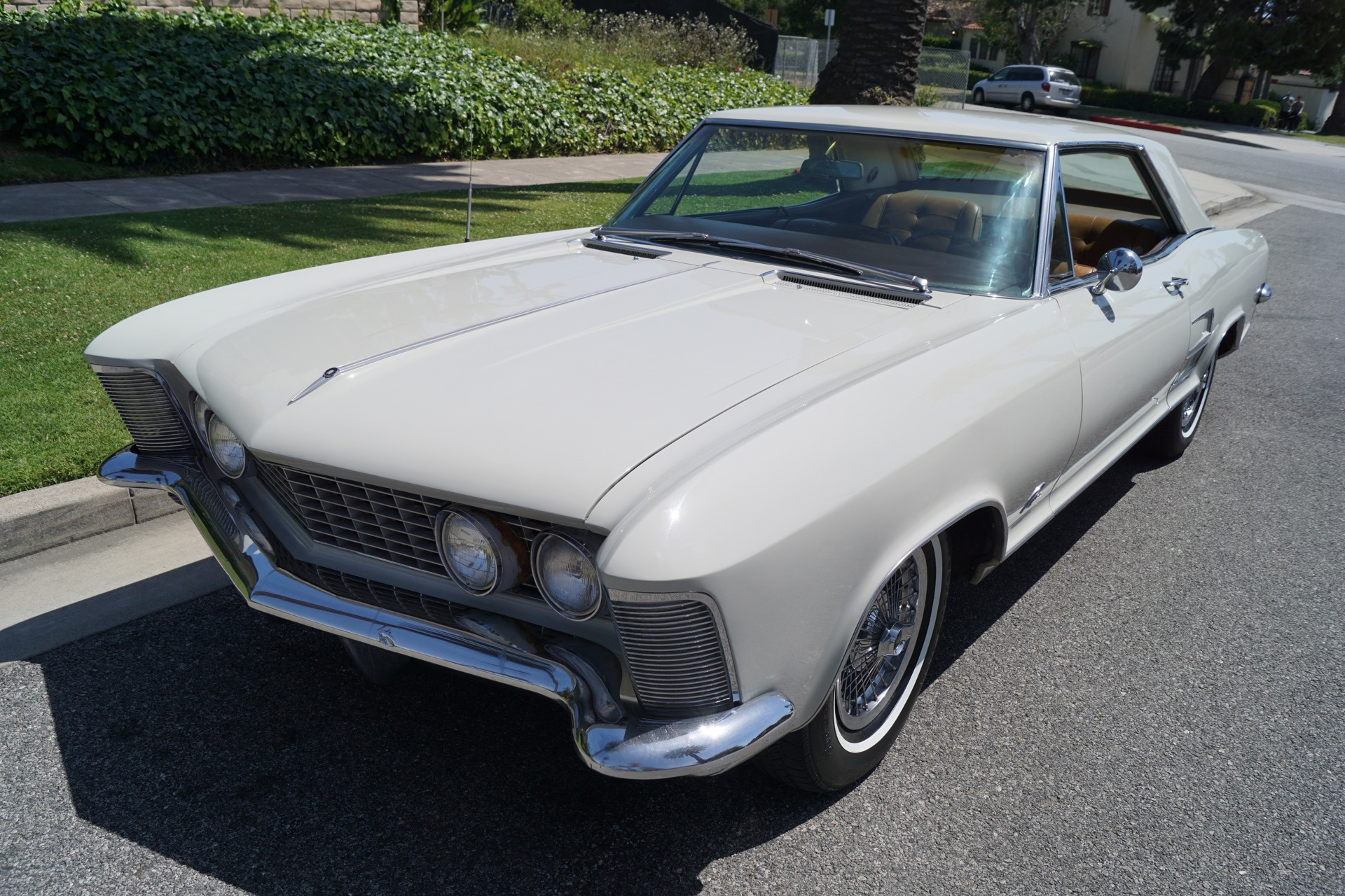 Buick Riviera Saddle Leather Stock For Sale Near - Buick stock