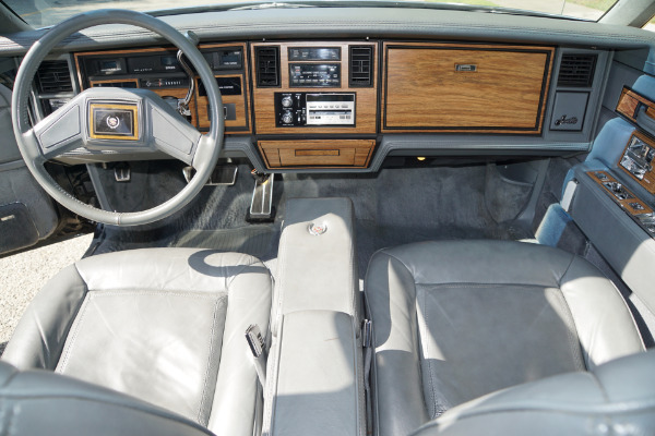 Used 1985 Cadillac Seville Gray Leather | Torrance, CA