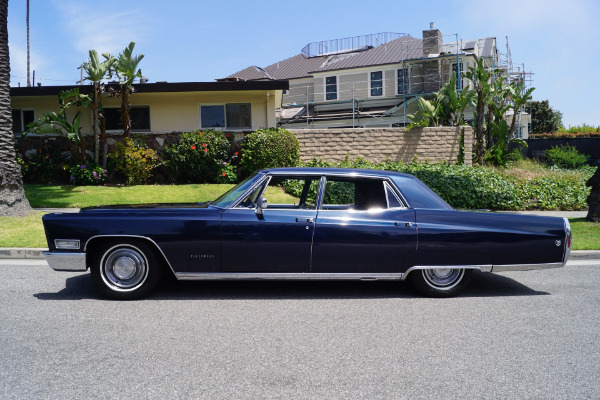 Used 1968 Cadillac Series 60 Fleetwood Blue Cloth | Torrance, CA