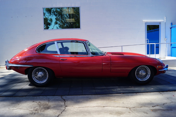 Used 1969 Jaguar XKE E-Type Series II Black Leather | Torrance, CA