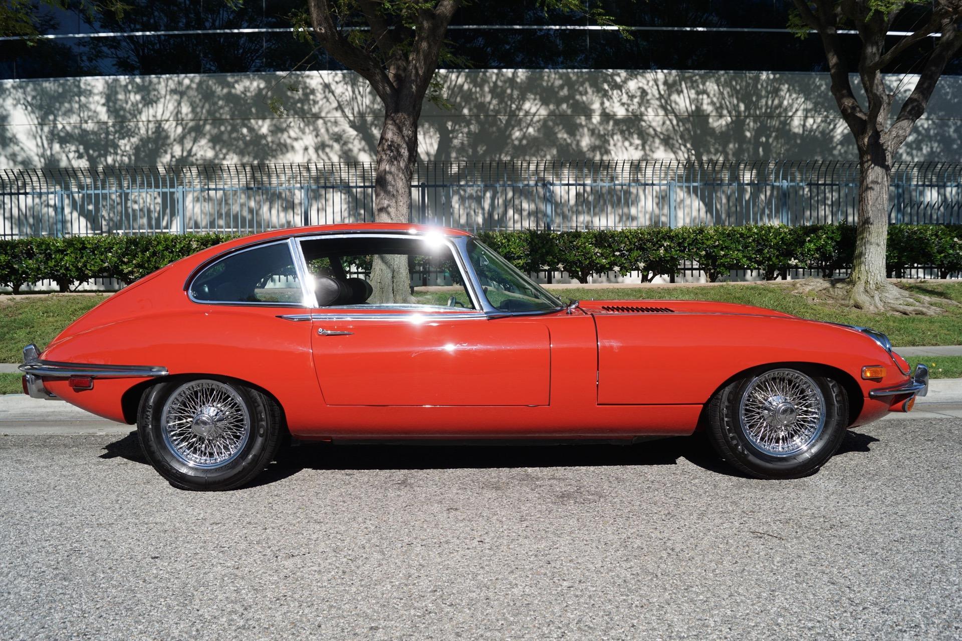 Used 1969 jaguar xke e type series ii black leather torrance ca