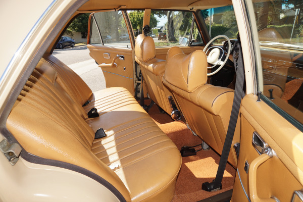 Used 1973 Mercedes-Benz 280SE 4.5 MB-Tex | Torrance, CA