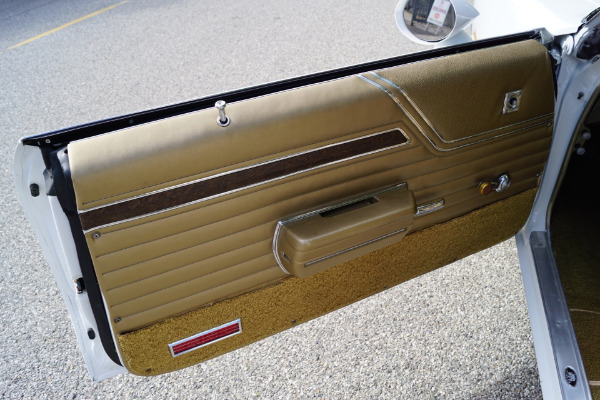 Used 1970 Oldsmobile 442 Gold Bucket Seats | Torrance, CA