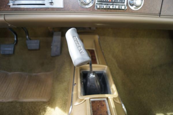 Used 1970 Oldsmobile 442 Gold Bucket Seats   Torrance, CA