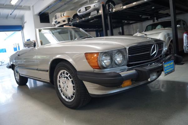 Used 1988 Mercedes-Benz 560-Class 560 SL | Torrance, CA