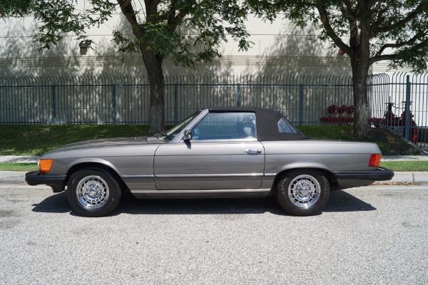 Used 1985 Mercedes-Benz 380-Class 380 SL | Torrance, CA