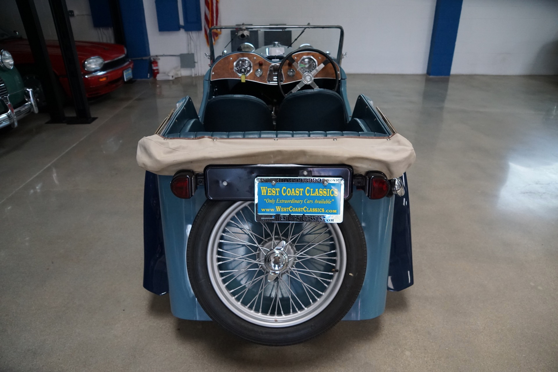 1934 MG PA ROADSTER Stock # 438 for sale near Torrance, CA | CA MG ...
