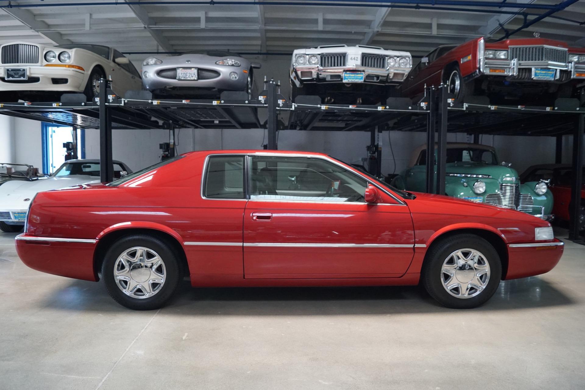 2002 Cadillac Eldorado For Sale! - Used Cadillac Eldorado for sale in Torrance, California