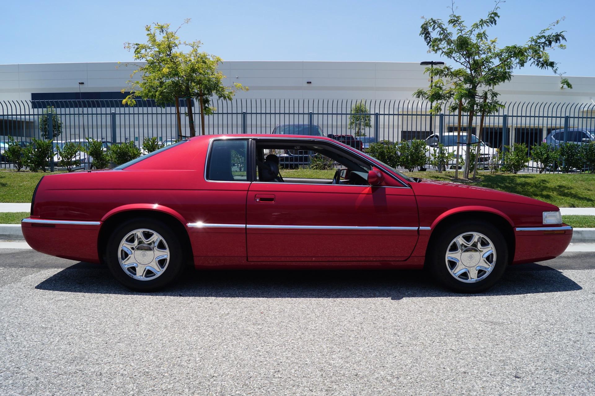 2002 Cadillac Eldorado For Sale Used Cadillac Eldorado