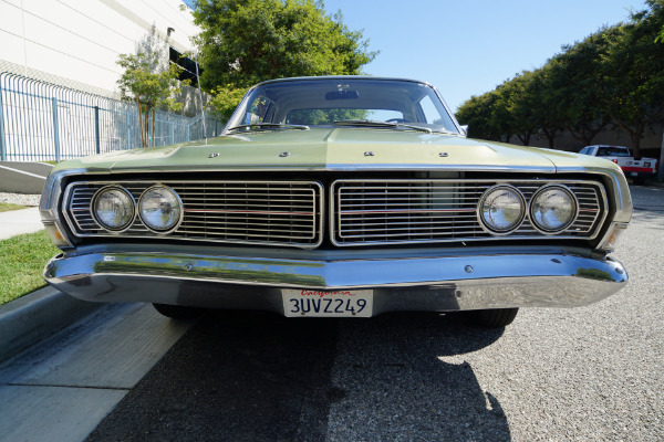 Used 1968 Ford Custom 500 2 dr Sedan Cloth/Vinyl | Torrance, CA