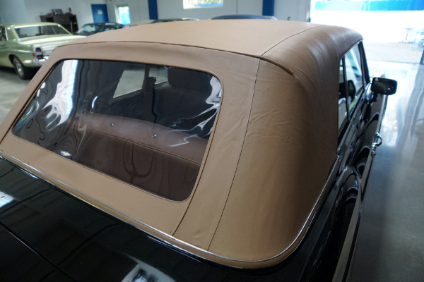 Used 1988 Rolls-Royce Corniche Tan Leather | Torrance, CA