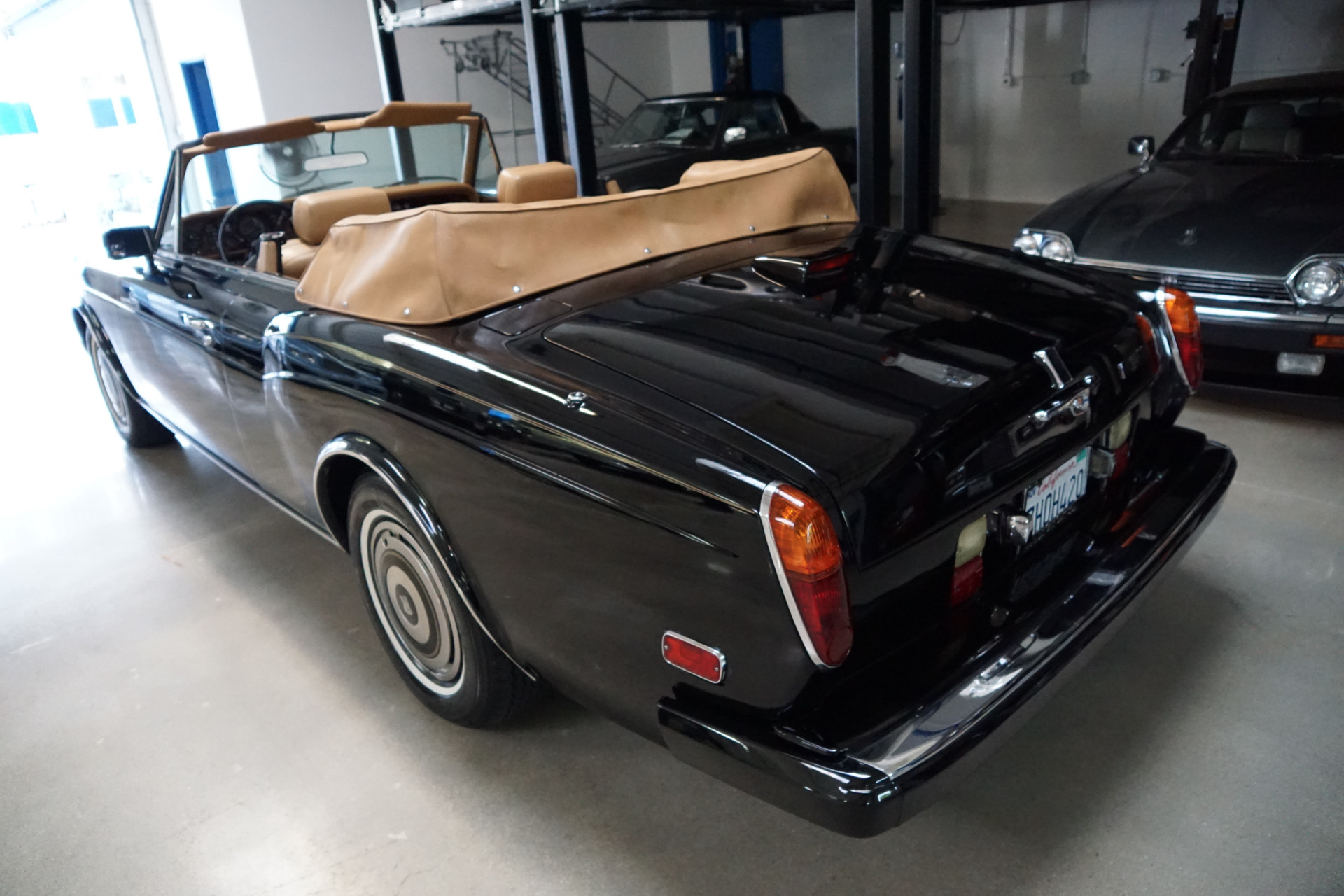 1988 Rolls-Royce Corniche Tan Leather Stock # 277 for sale ...