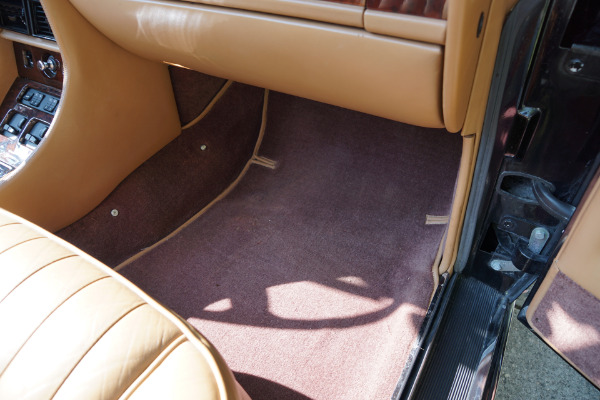 Used 1988 Rolls-Royce Corniche Tan Leather | Torrance, CA