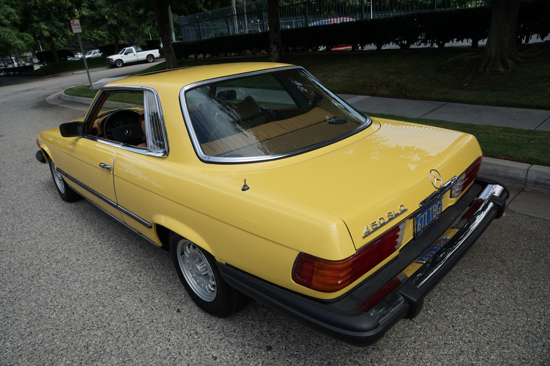 1977 Mercedes-Benz 450SLC Stock # 358 for sale near ...