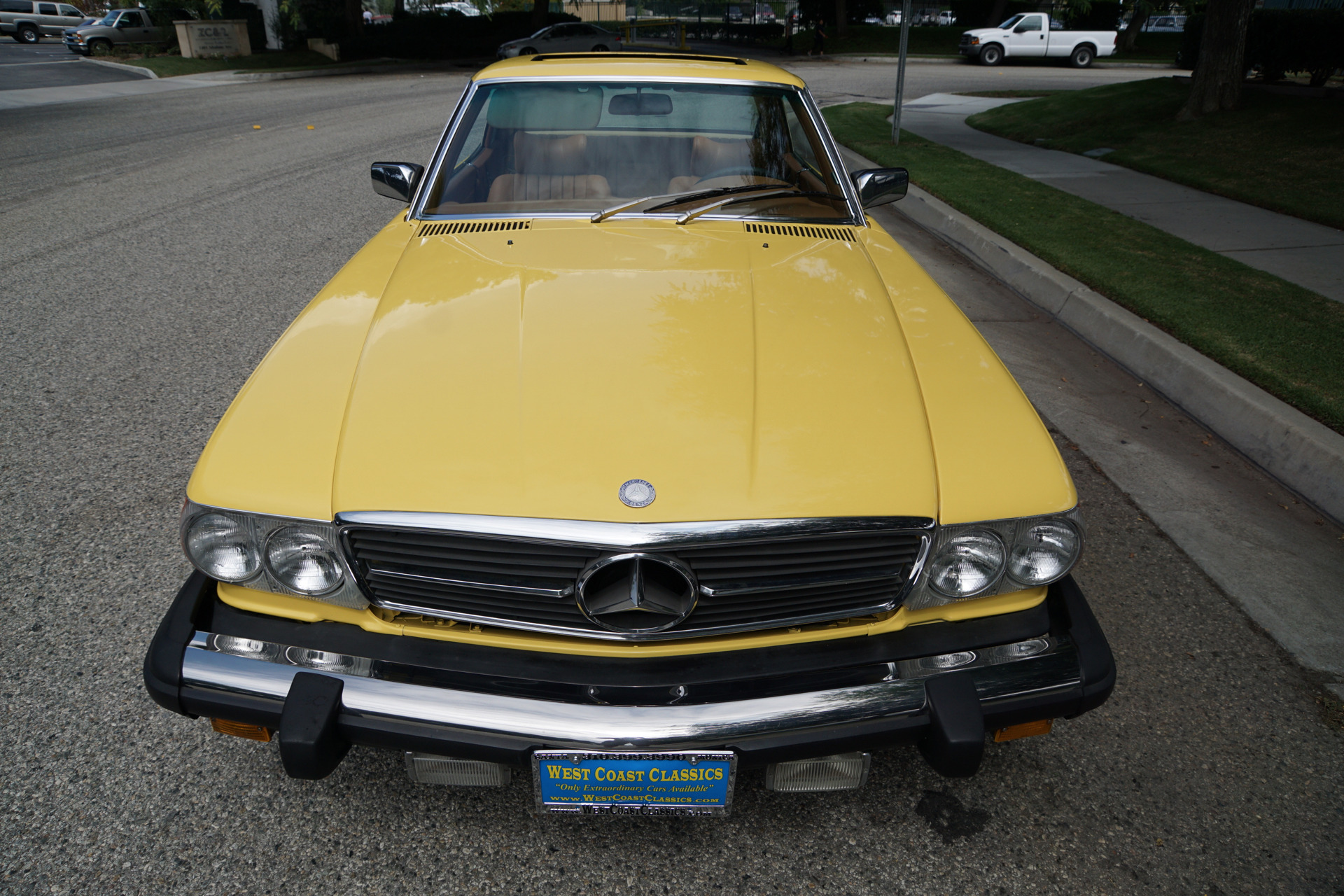 1977 mercedes benz 450slc stock 358 for sale near for Mercedes benz of torrance