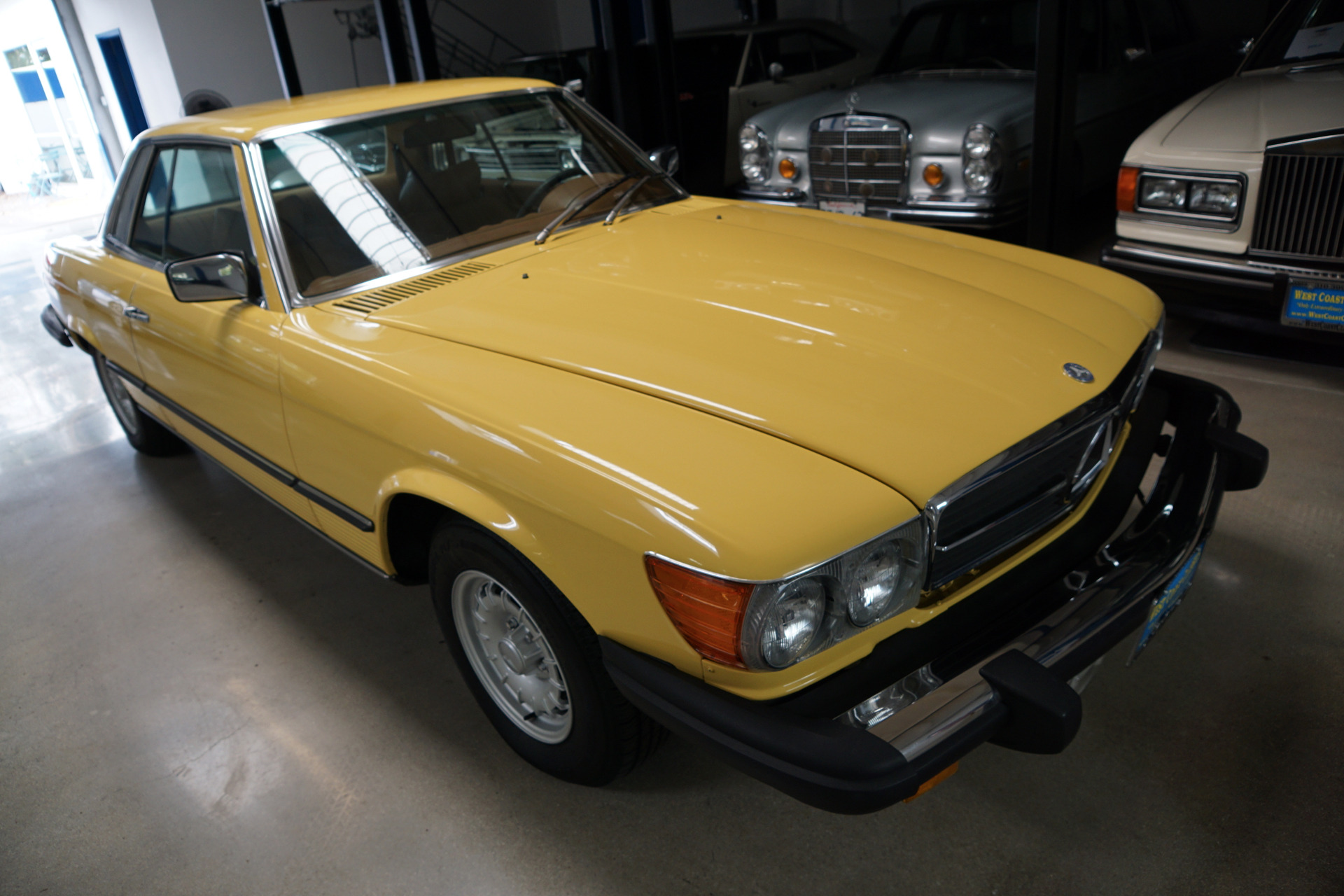 1977 mercedes benz 450slc stock 358 for sale near for Mercedes benz torrance