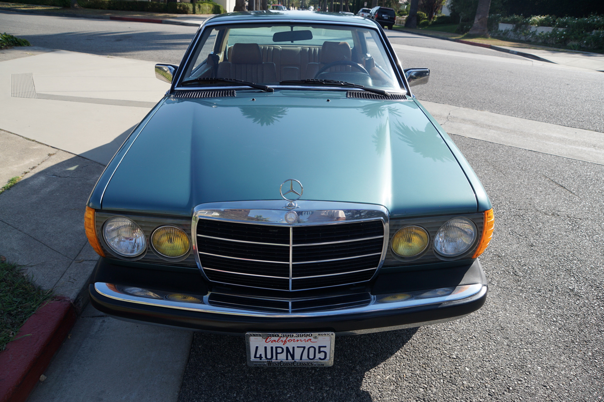1984 mercedes benz 300 class 300 cd stock 649 for sale for Mercedes benz in torrance