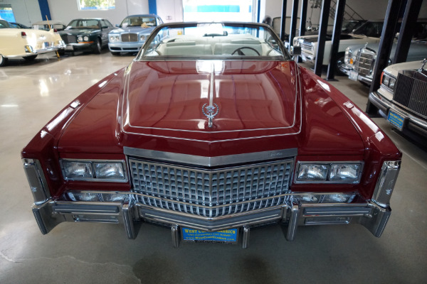 Used 1975 Cadillac Eldorado White Leather | Torrance, CA