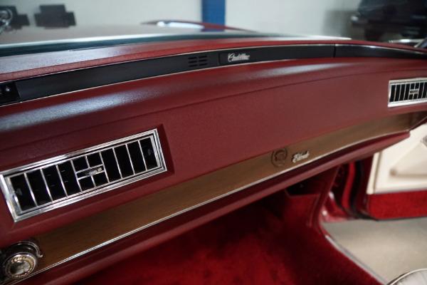 Used 1975 Cadillac Eldorado White Leather   Torrance, CA
