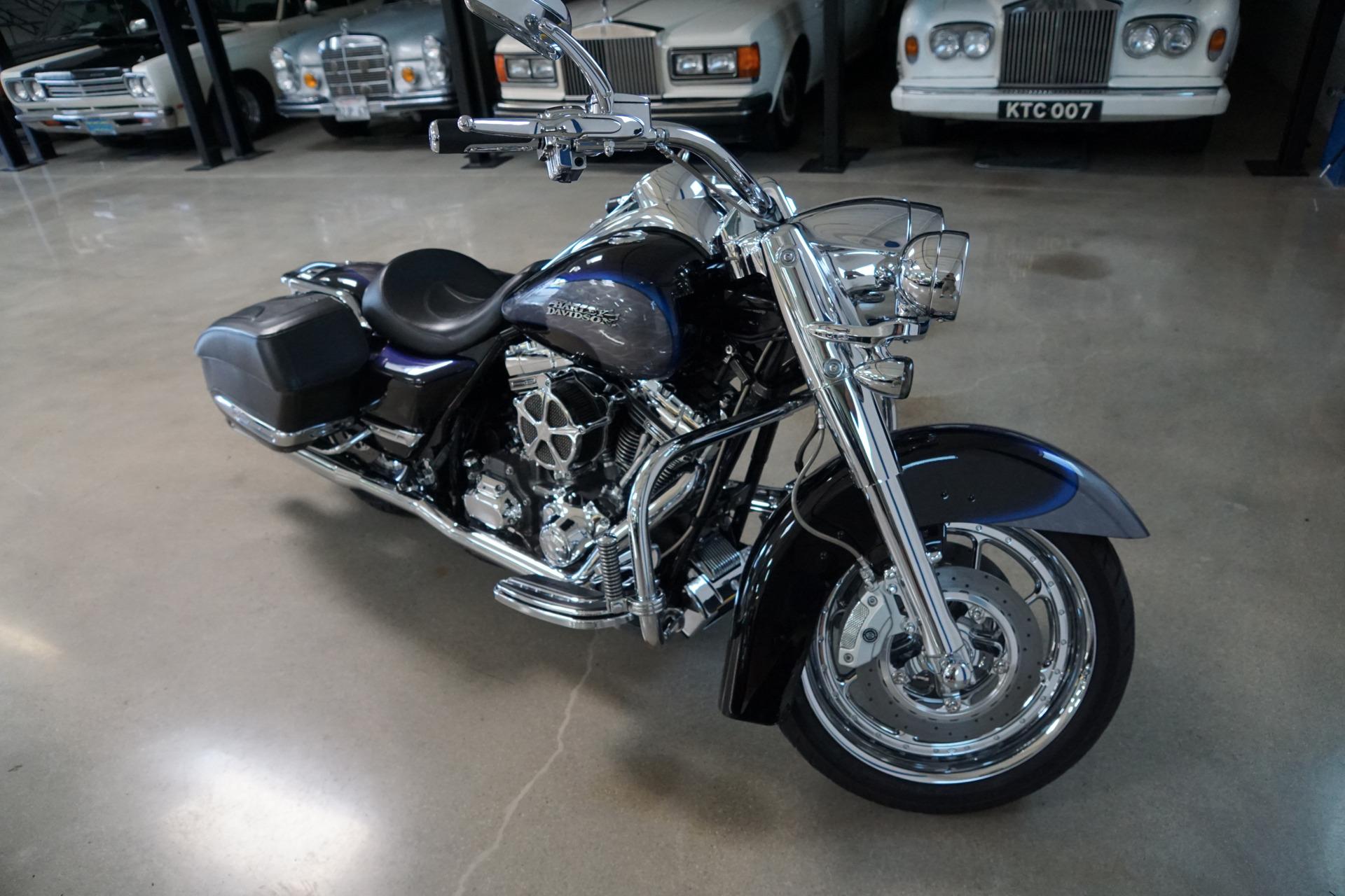 2008 Harley Davidson Flhrse4 Screamin Eagle Road King