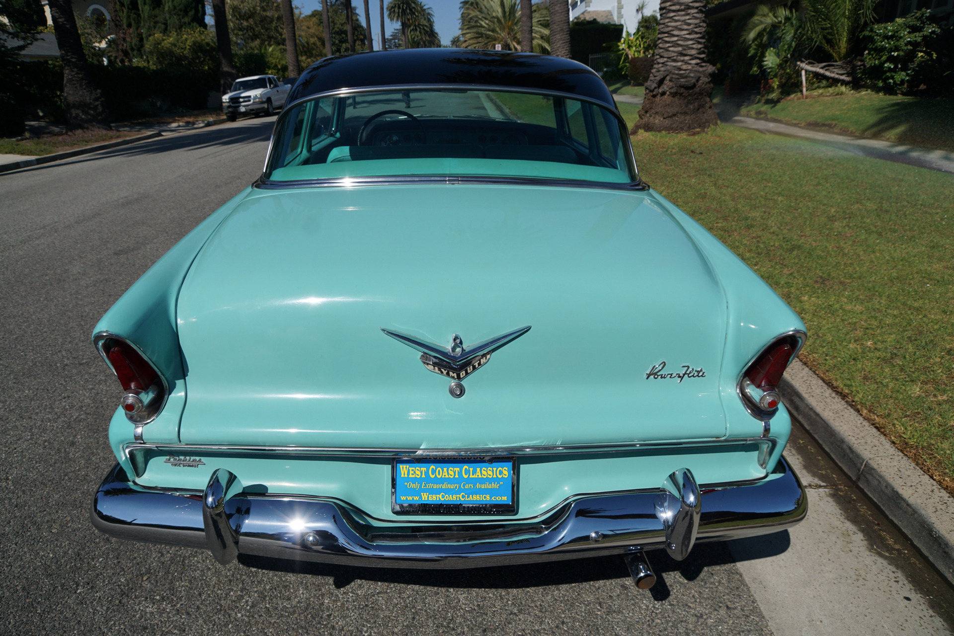 1955 Plymouth Belvedere Stock # 035 for sale near Torrance, CA | CA ...
