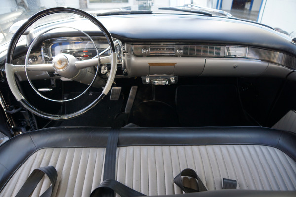 Used 1955 Cadillac Series 60 Fleetwood Black & Gray Leather | Torrance, CA