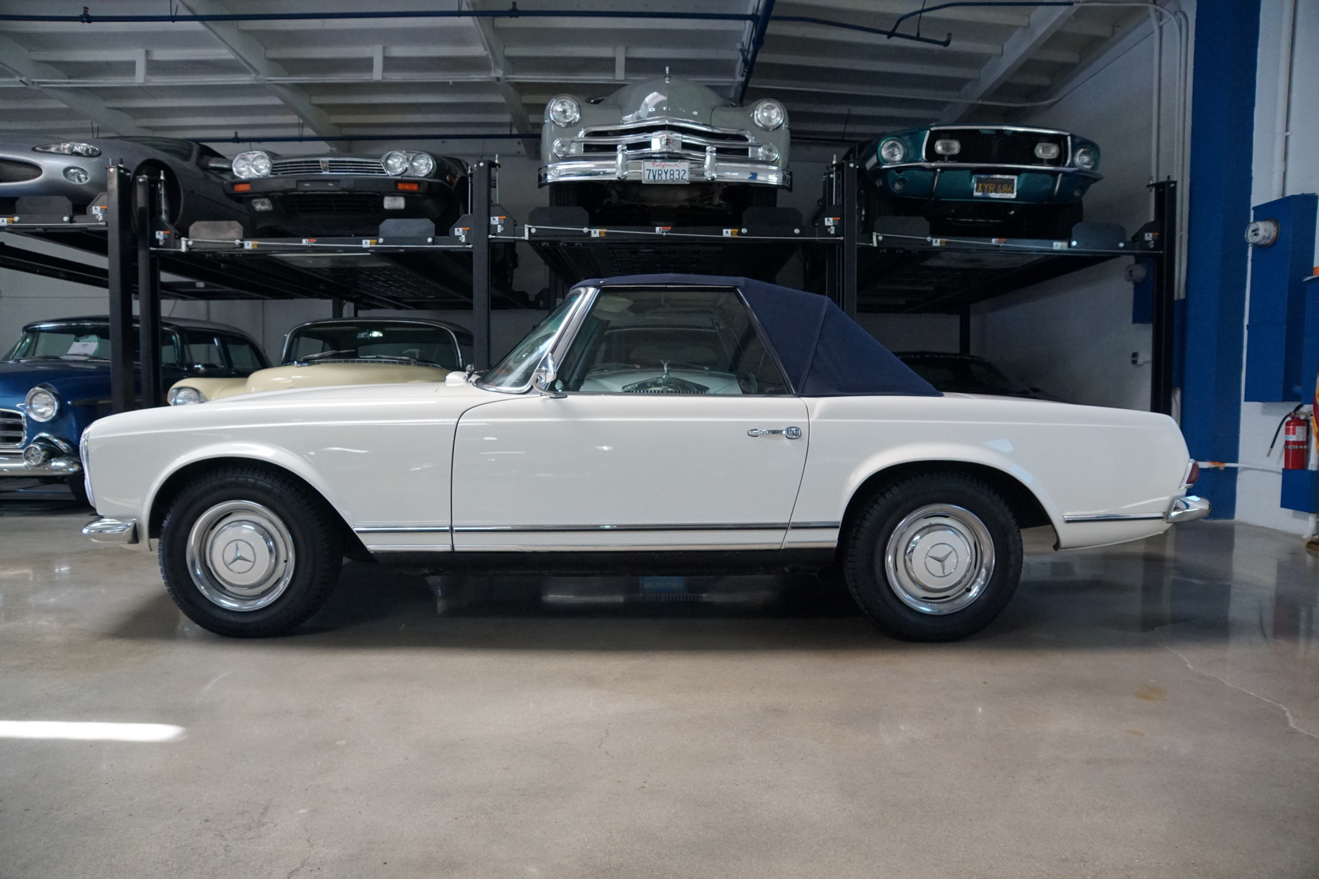 1967 mercedes benz 230sl stock 182 for sale near for Mercedes benz torrance ca